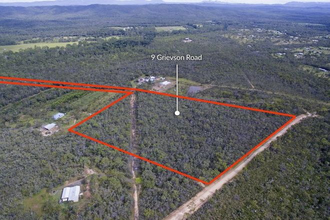 Picture of 9 Grievson Road, KOAH QLD 4881