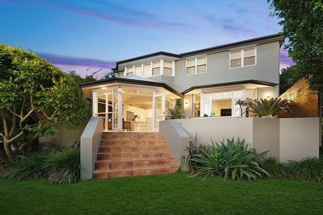 Picture of 66 Raymond Road, NEUTRAL BAY NSW 2089