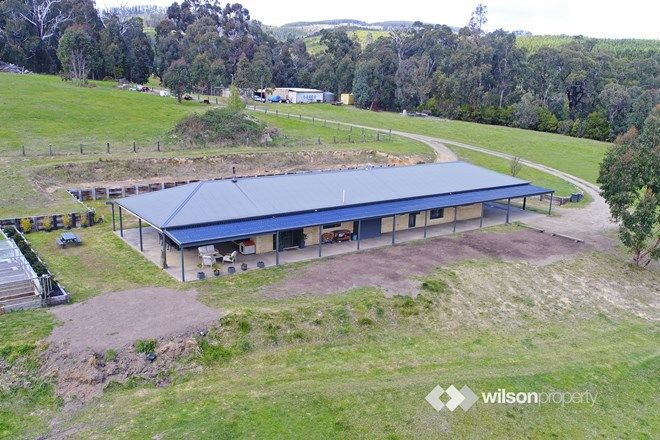 Picture of 1175 Callignee South Road, CALLIGNEE NORTH VIC 3844