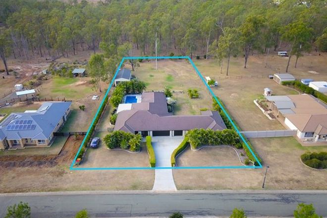 Picture of 39 McHale Way, WILLOWBANK QLD 4306