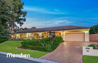 Picture of 10 Paramount Crescent, Kellyville NSW 2155