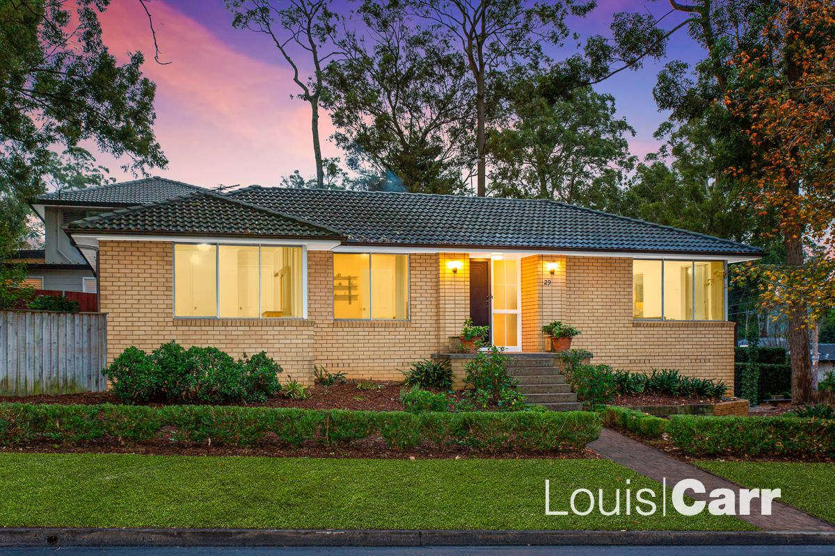 29 Wesson Road, West Pennant Hills NSW 2125, Image 0