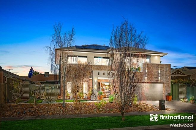 Picture of 20 Jade Crescent, WYNDHAM VALE VIC 3024
