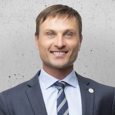 Dmitriy Evdokimov, Sales representative