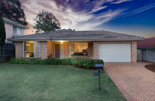 Picture of 20. Friendship Ave, Kellyville NSW 2155