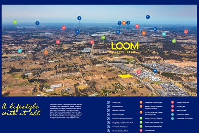 Picture of Lot 38 Camden valley way, LEPPINGTON NSW 2179