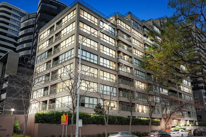 Picture of 403/15 Queens Road, MELBOURNE 3004 VIC 3004