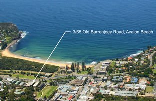 Picture of 3/65 Old Barrenjoey Road, Avalon Beach NSW 2107