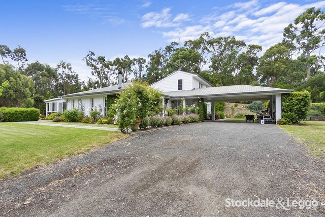 Picture of 400 Glendonald Road, HAZELWOOD SOUTH VIC 3840