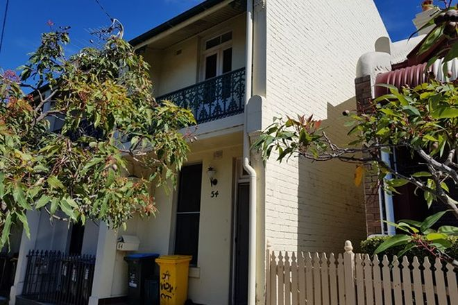 Picture of 54 View Street, ANNANDALE NSW 2038