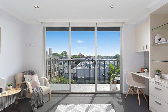 Picture of 405/144 Mallett Street, CAMPERDOWN NSW 2050