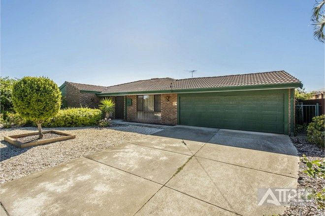 Picture of 7 Daxter Street, THORNLIE WA 6108