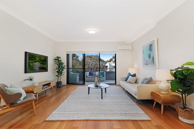 Picture of 12/45 Eastbourne Road, HOMEBUSH WEST NSW 2140