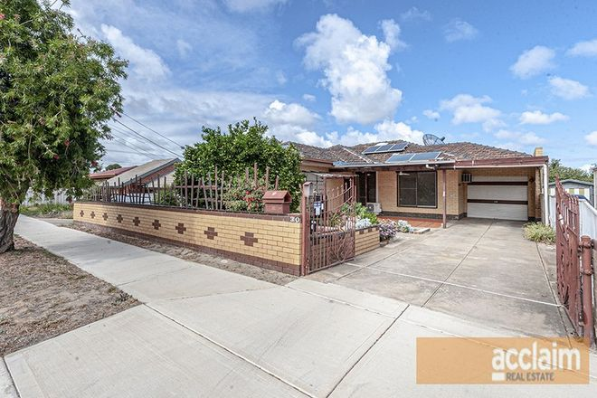 Picture of 30 Grey Avenue, WEST HINDMARSH SA 5007