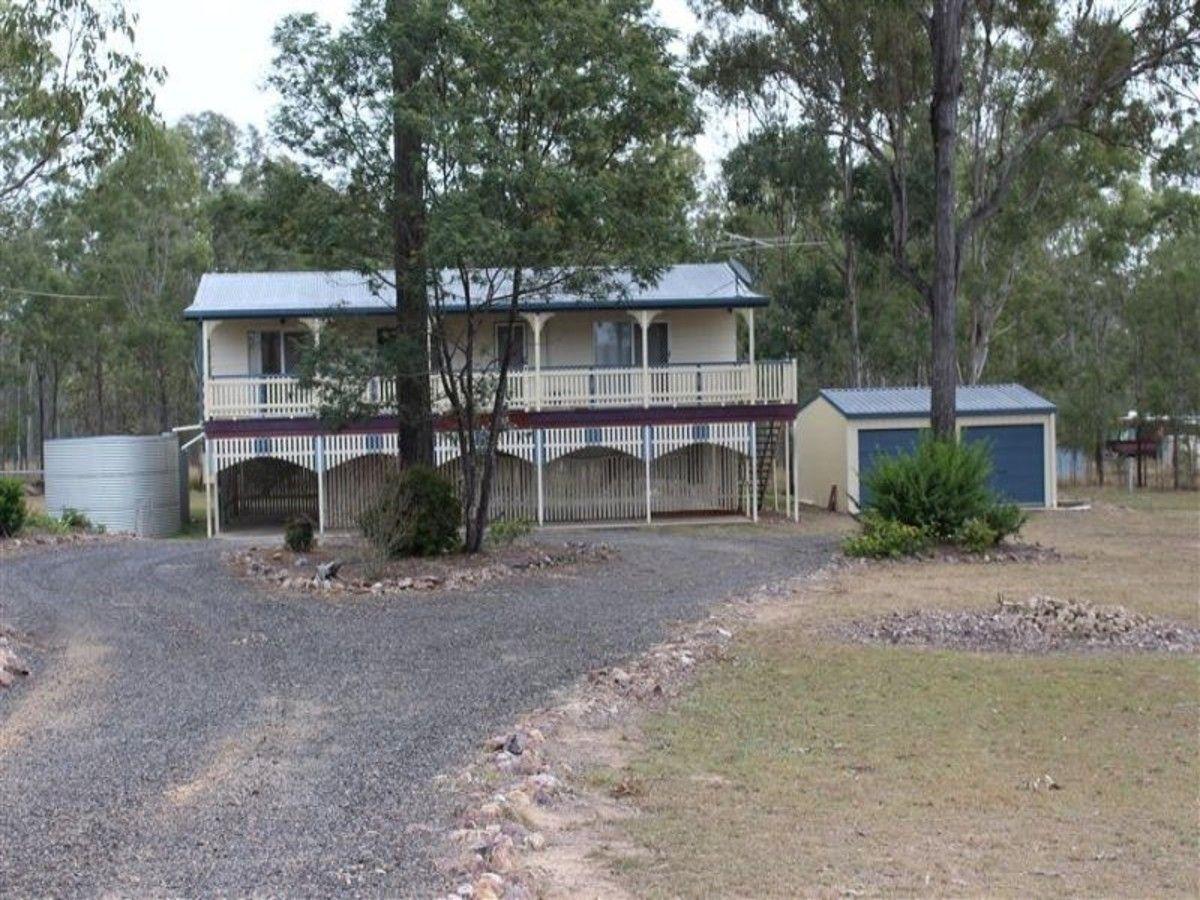 154 Parsons Road, Nanango QLD 4615, Image 0
