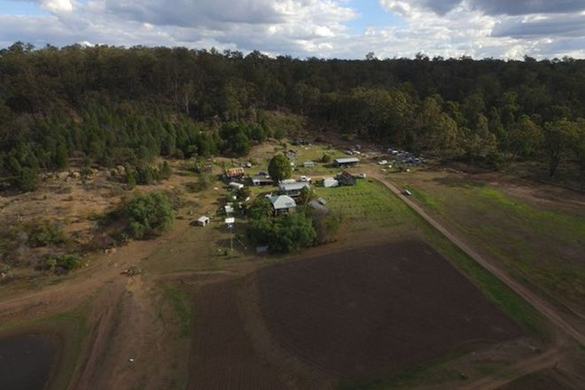 Picture of 595 Goombungee Mt Darry Road, KILBIRNIE QLD 4354