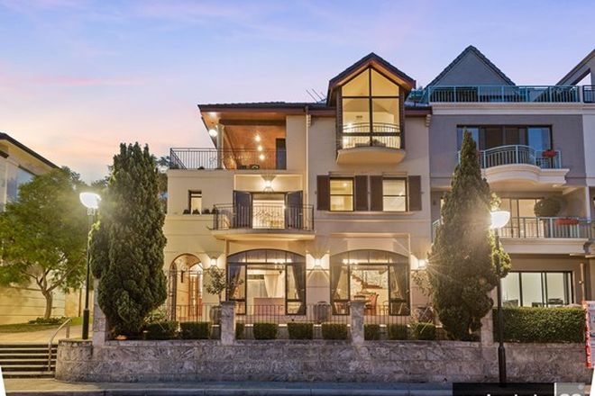 Picture of 22 Henry Lawson Walk, EAST PERTH WA 6004