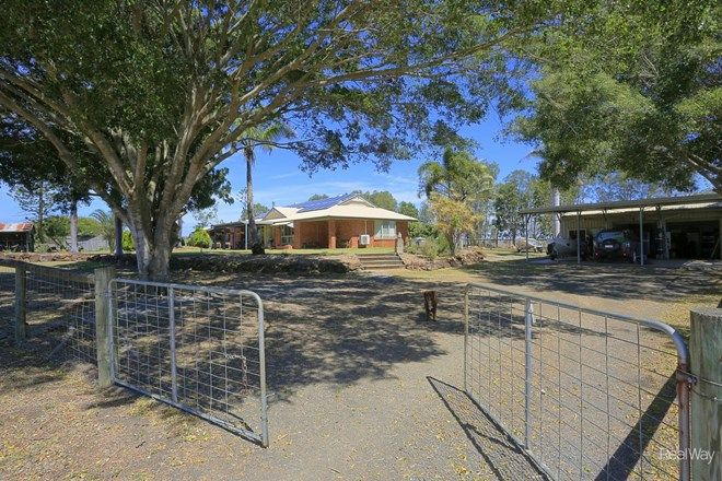 Picture of 72 Wawoon Road, WOONGARRA QLD 4670