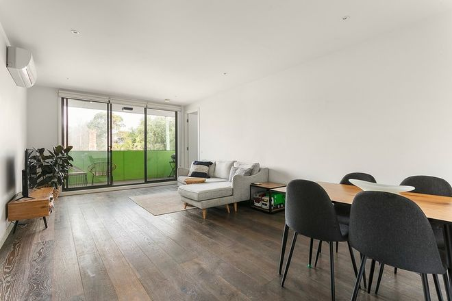 Picture of 101/38 Yarra Street, ABBOTSFORD VIC 3067