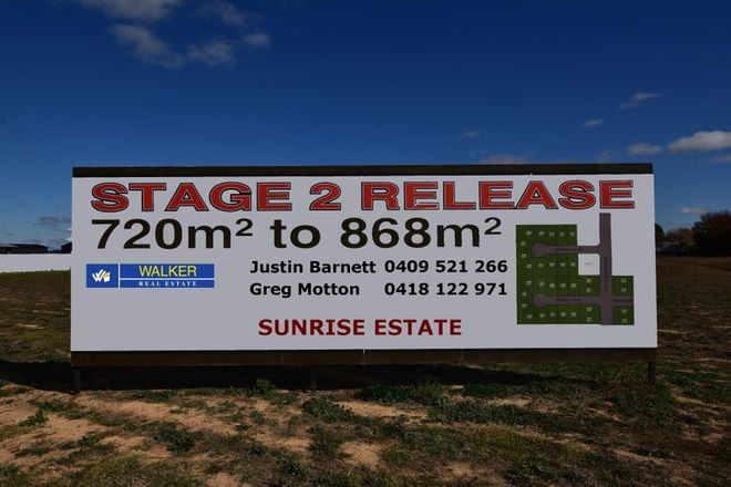 Picture of 227 Sunrise Estate, KYABRAM VIC 3620