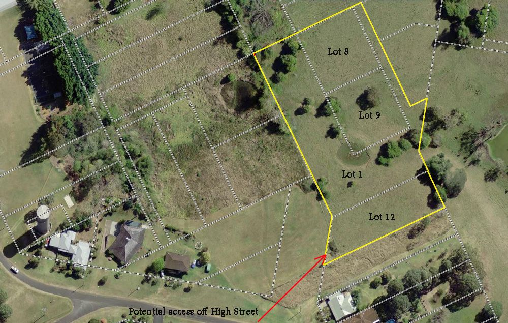 Lot 1 High Street, Lawrence NSW 2460, Image 0