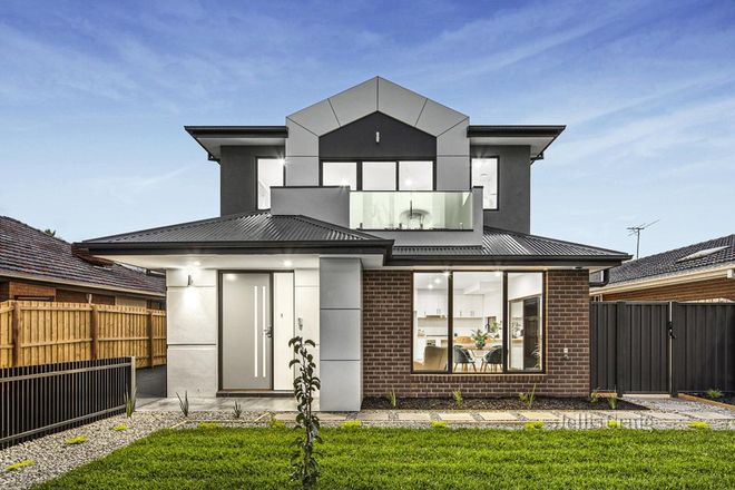 Picture of 1/21 First Avenue, STRATHMORE VIC 3041
