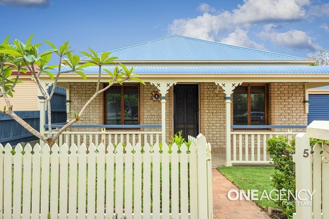 Picture of 5 Drake Pl, FOREST LAKE QLD 4078