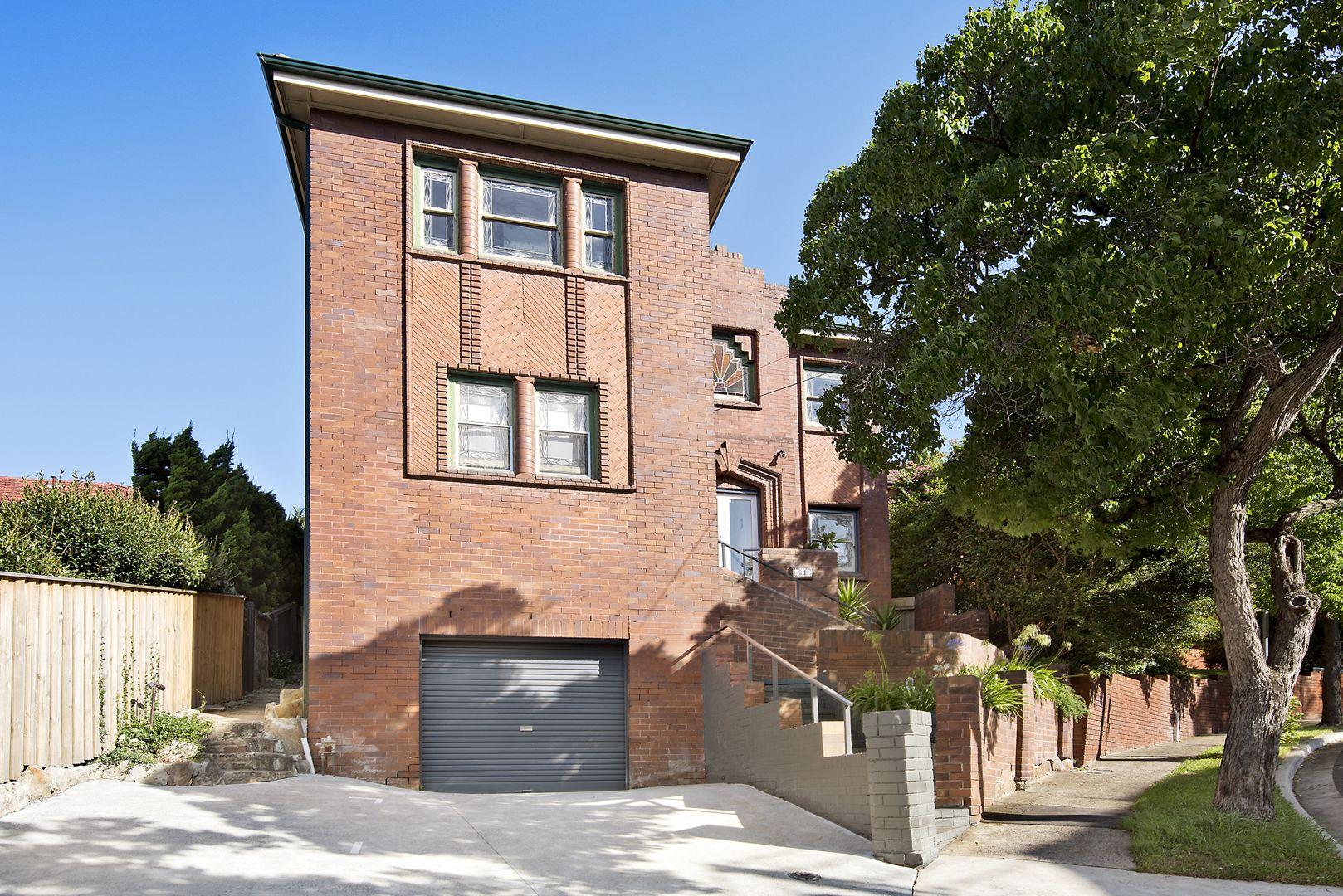 1/21 Hipwood Street, North Sydney NSW 2060, Image 0