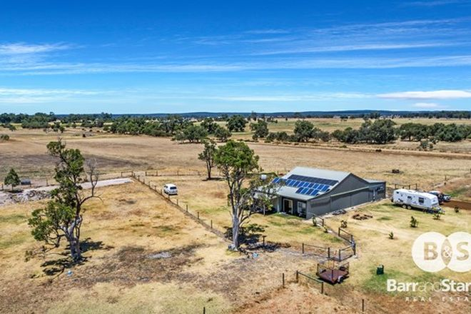 Picture of 49 Gulberti Road, RUABON WA 6280