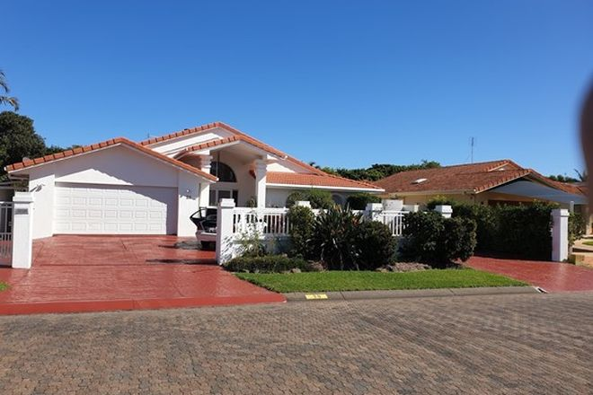 Picture of 29 Portobello Drive, MERMAID WATERS QLD 4218