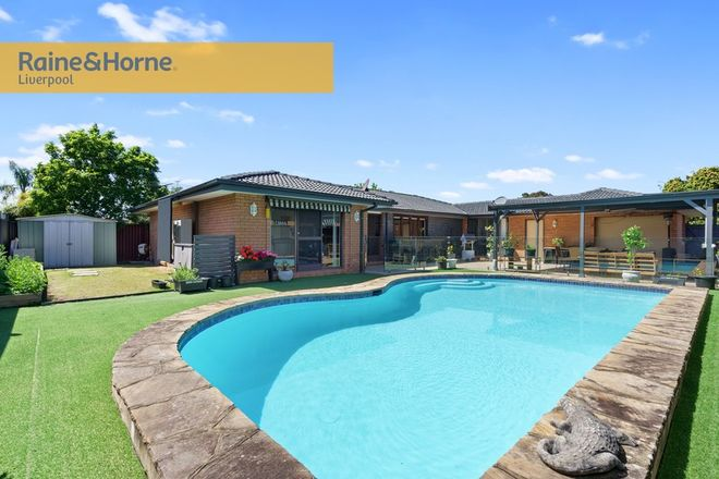 Picture of 24 Rugby Crescent, CHIPPING NORTON NSW 2170
