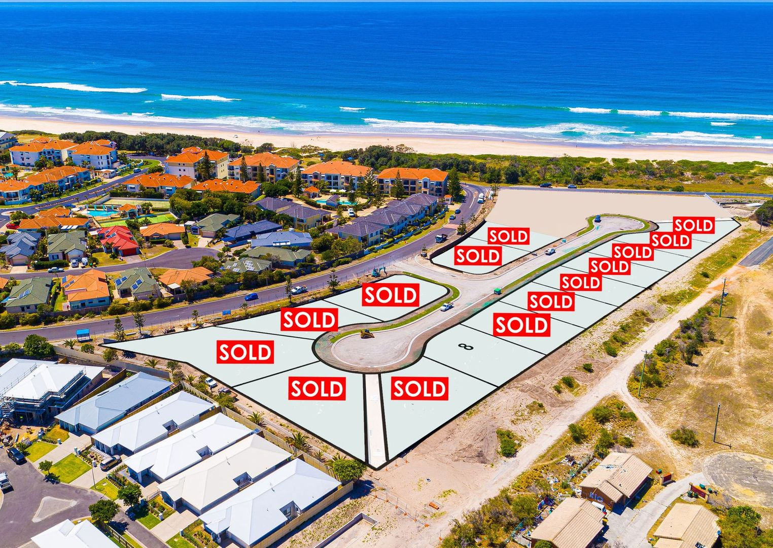 Lot 8 The Dunes Esta River Street, Yamba NSW 2464, Image 0