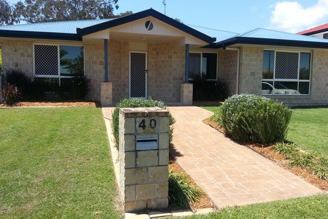 Picture of 40 Foreshore Drive, URANGAN QLD 4655