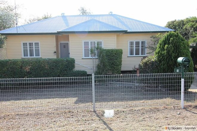 Picture of 9 Station Street, GAYNDAH QLD 4625