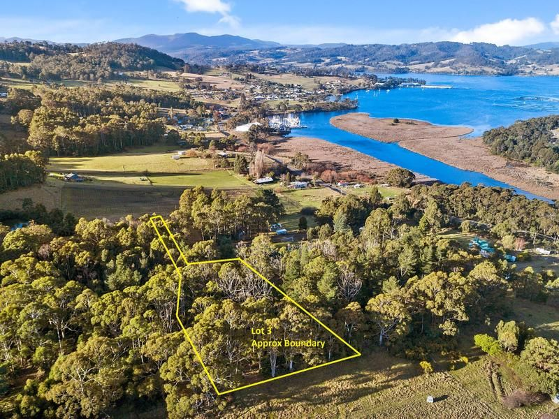 Lot 3 Evans Road, Port Huon TAS 7116, Image 0