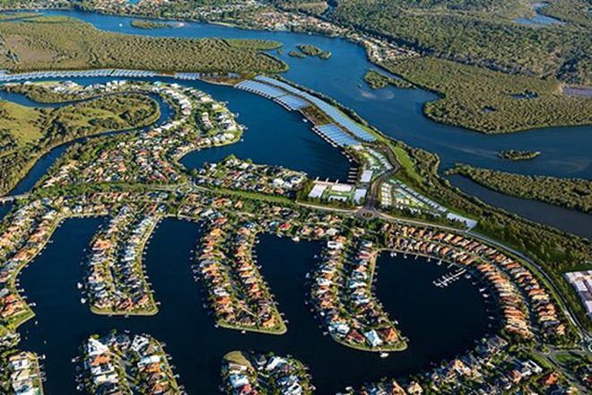 Picture of Lot 96 Lake Serenity Boulevard, HELENSVALE QLD 4212