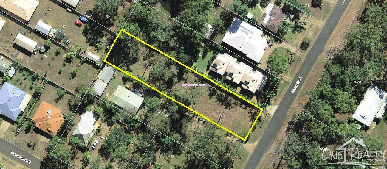 20 Woodville St, Maryborough West QLD 4650, Image 0