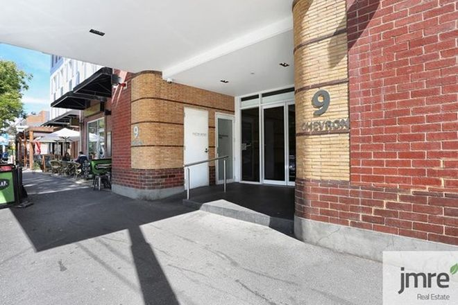 Picture of 111/9 Commercial Road, MELBOURNE VIC 3000