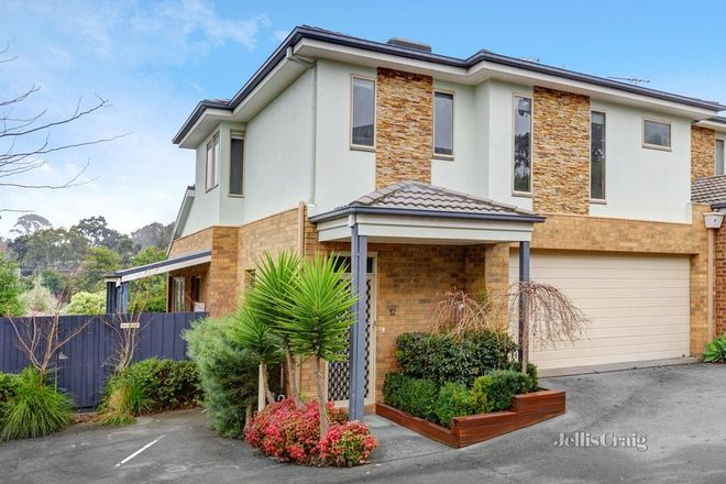 Picture of 12/37 Wooddale Grove, DONVALE VIC 3111