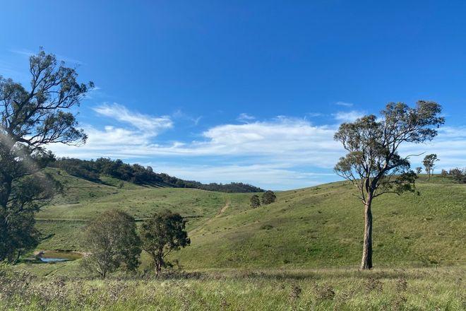 Picture of Lot 44 via Hanworth Road, Bannaby via Taralga, BANNABY NSW 2580