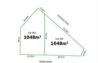 Picture of Lot 103-104, 4 Mason Road, Kalamunda WA 6076