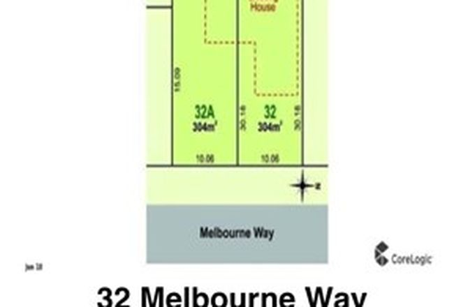 Picture of 32 Melbourne Way, MORLEY WA 6062