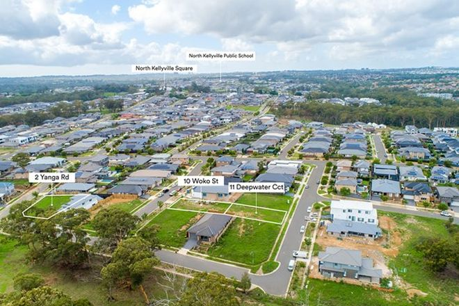 Picture of 10 Woko Street, NORTH KELLYVILLE NSW 2155