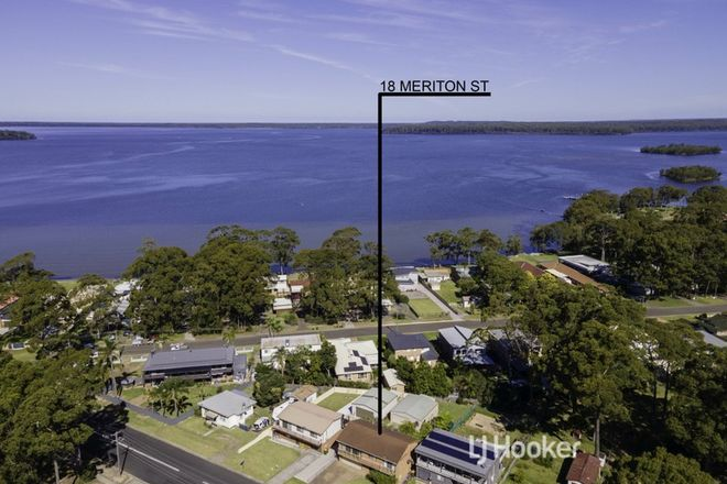 Picture of 18 Meriton Street, ST GEORGES BASIN NSW 2540