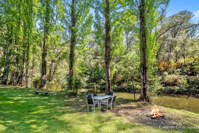 Picture of 4335 Mansfield-Woods Point Road, KEVINGTON VIC 3723