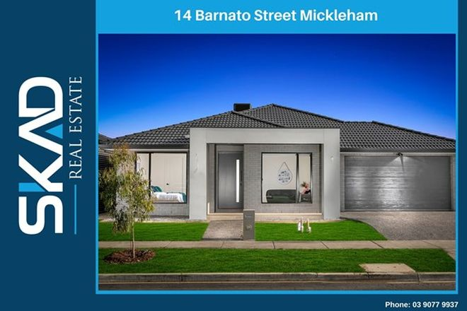 Picture of 14 Barnato Street, MICKLEHAM VIC 3064