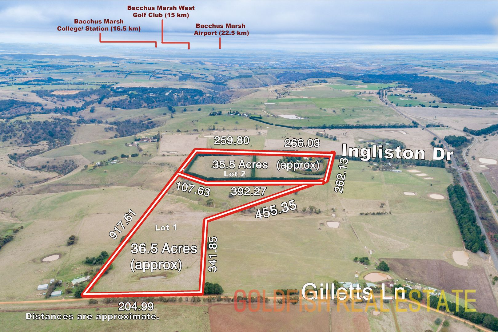 56 Gilletts Lane, Ballan VIC 3342, Image 1