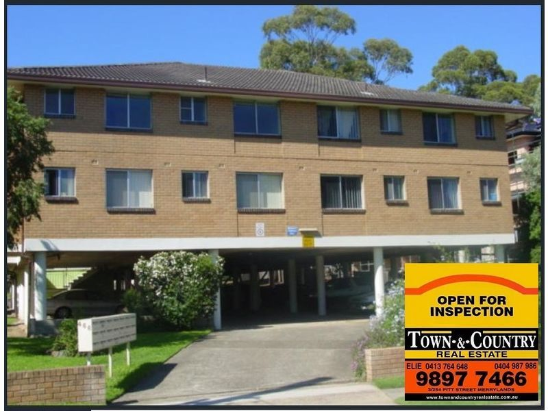 20/466 GUILDFORD ROAD, Guildford West NSW 2161, Image 0