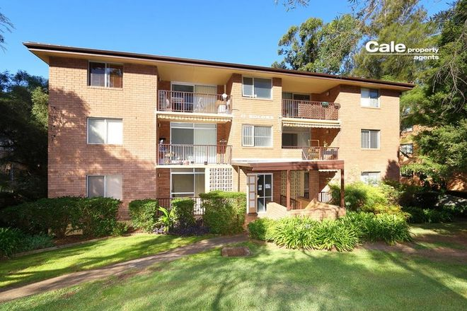 Picture of 7/17 Doomben Avenue, EASTWOOD NSW 2122