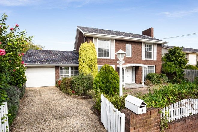 Picture of 6 Blairgowrie Court, BRIGHTON VIC 3186